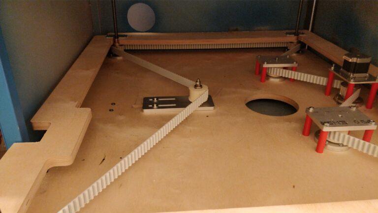 podnoszenie stolu CO2 768x432 - Budujemy laser