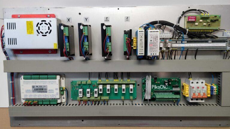 sterowanie maszyny 768x432 - Budujemy laser